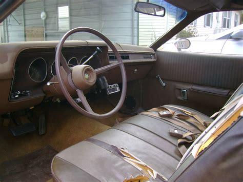 1971 runner road interior plymouth dusty mopar