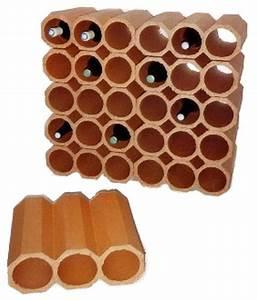 Casier à Bouteilles : casiers bouteilles en terre cuite ~ Teatrodelosmanantiales.com Idées de Décoration