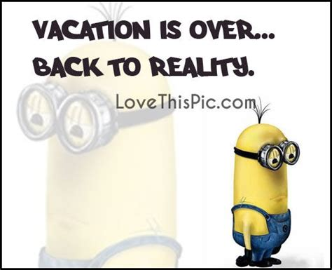 Back To Reality Funny Quotes