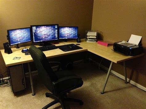 cool gaming desks ideas  gamers celestetabora