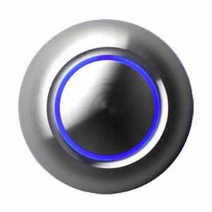 LED Illuminated Doorbell Button | TDB-B-AL | Destination ...