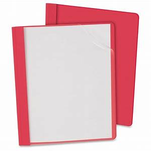 oxford oxford clear front report cover letter 850 With cover letter folder