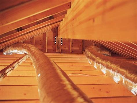 How to Cool a Hot Attic   HGTV