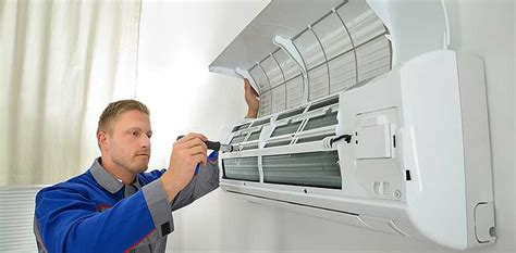 ductless mini split air conditioner installation repair