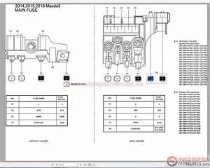 2004 Mazda 3 Wiring Diagram