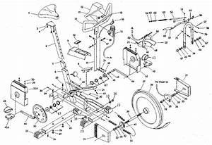 Tunturi Exercise Bike Parts
