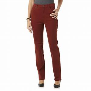 Gloria Vanderbilt Women's Slimming Amanda Jeans - Sears