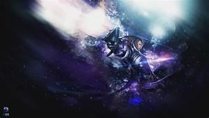 Lucian ~ League of legends - Wallpaper by Aynoe on DeviantArt