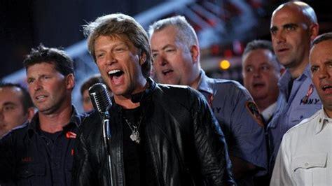 Bon Jovi Reprises Tribute Song