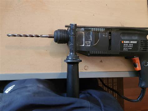 black und decker bohrmaschine black und decker bohrmaschine bohrer wechseln sds plus bohrhammer
