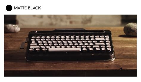 Penna Retrodesignbluetoothtastatur  Gadget, Technik