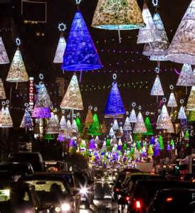 awesome lights in bucharest