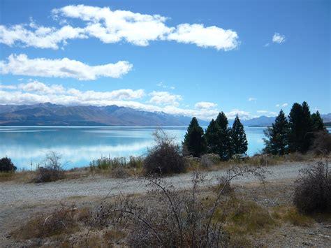 Filelake Tekapo New Zealand Wikimedia Commons