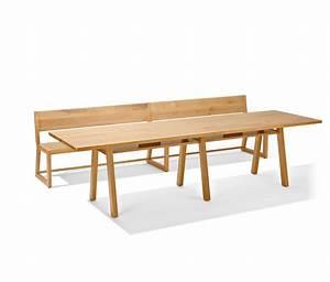 Tisch Und Bank : stijl tisch und bank tische und b nke von richard lampert architonic ~ Eleganceandgraceweddings.com Haus und Dekorationen