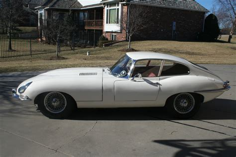 car jaguar fantastic fantastic white lobster etype coupe classic