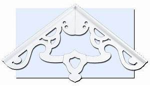 24 best Gable decor images on Pinterest Gable trim