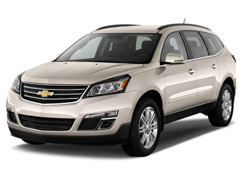 2017 Chevrolet Traverse (chevy) Review, Ratings, Specs