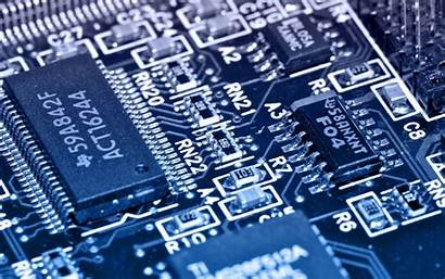 Chip Computer Wallpapers Background Technology Circuit Cpu