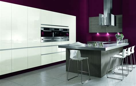 cuisine blanche design cuisines design home logistic