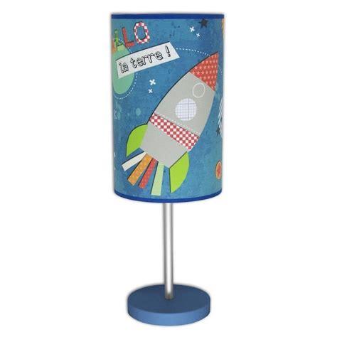 luminaire chambre bebe garcon luminaire le de chevet fusée pour chambre enfant par
