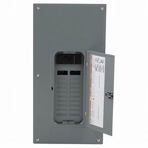 Square D Homeline 200 Amp Panel Wiring
