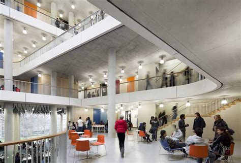 home design college city of westminster college building e architect