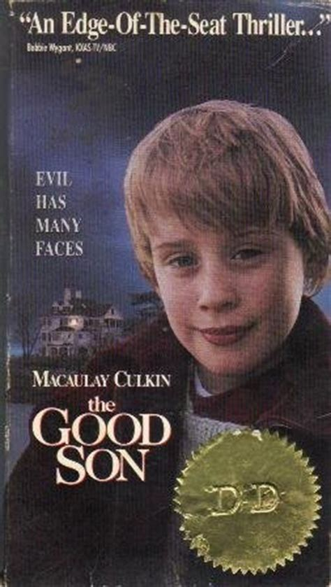 good son vhs  rated
