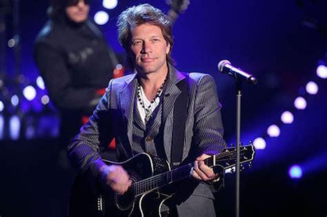 Bon Jovi Offered Multi Million Pound Residency Las