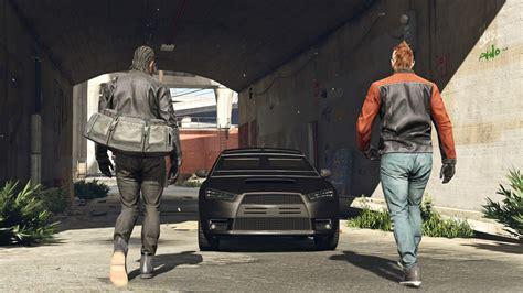 grand theft auto   heists finally revealed ign