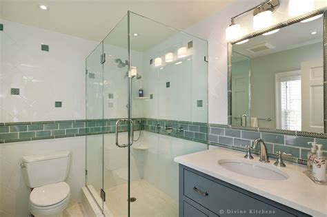 shower ideas for small bathrooms 3 bathroom remodels 3 budgets part 2