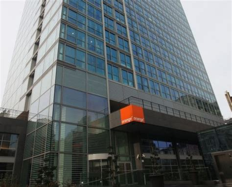 orange siege vers un nouveau siège social pour orange télécoms