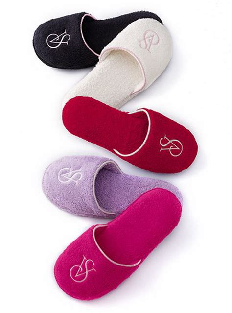 Names Of Bedroom Slippers by Slippers For By S Secret Stylish