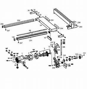 Bosch Model Gts1031 Table Saw Genuine Parts