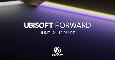 Novo Ubisoft Forward acontecerá em 12 de junho, durante a ...
