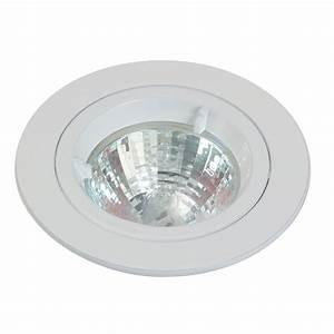 Gu die cast ceiling spotlight fixed