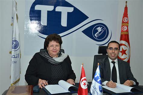 tunisie telecom siege tunisie télécom et tunisair signent un partenariat gagnant