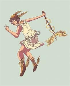 Hermes (Mercury) - Greek God of Transitions and Boundaries ...  Hermes