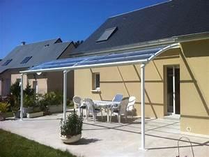 Abri De Terrasse : abris de terrasse contemporain terrasse en bois ~ Premium-room.com Idées de Décoration