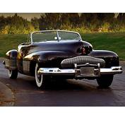Buick Y Job Concept Car 1938  Old Cars