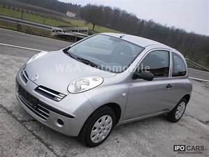 Nissan Micra 2007 : 2007 nissan micra 1 2 air car photo and specs ~ Melissatoandfro.com Idées de Décoration