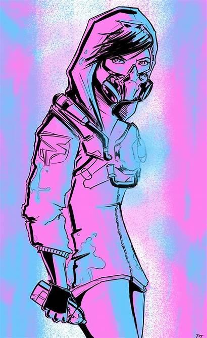 Tracer Graffiti Overwatch Tattoo Drawings Fan Drawing