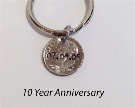 10 year anniversary gift for 10 year anniversary gift anniversary gift by