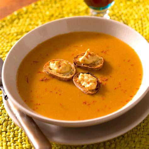 soupe de poissons de méditerranée facile recette sur
