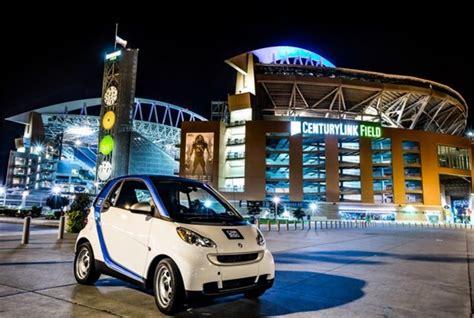 seattle car sharing market  fastest grower news