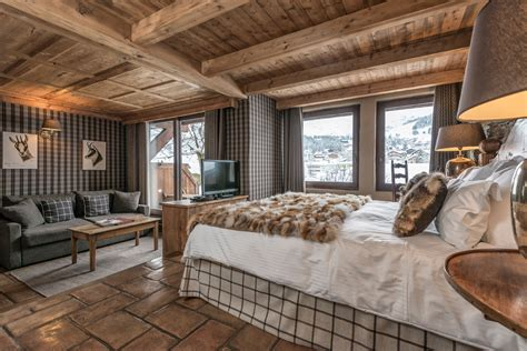 chambre d hote megeve les fermes de chambres suites et chalets hotel à