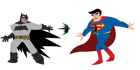 5 Ways Batman Could Beat Superman Ign