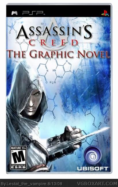 Graphic Novel Assassin Creed Psp Box Lestat