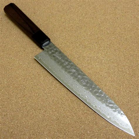 Japanese Damascus Kitchen Knives by Japanese Kitchen Gyuto Chef S Knife 210mm 8 3 Inch
