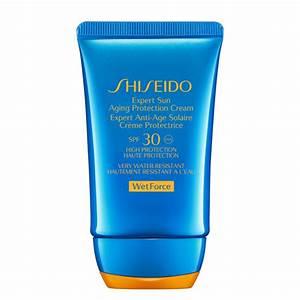Shiseido face cream prices