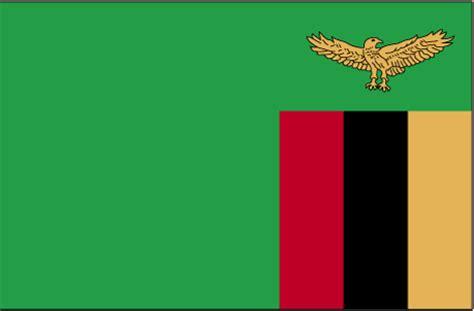 zambia flag  description